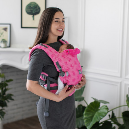Love and Carry ONE Peony - baby-carrier physiological