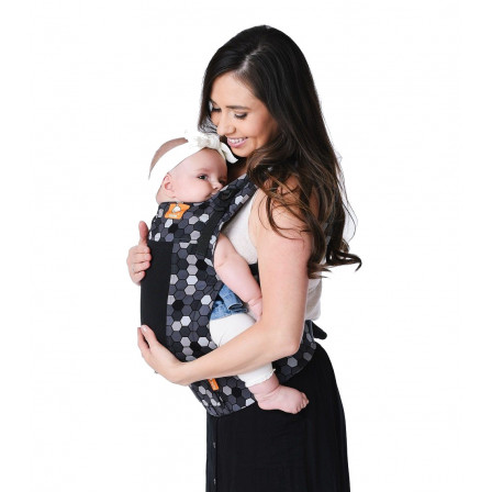 Tula Free To Grow Coast Buzz - baby carriers-Scalable Micro-ventilated