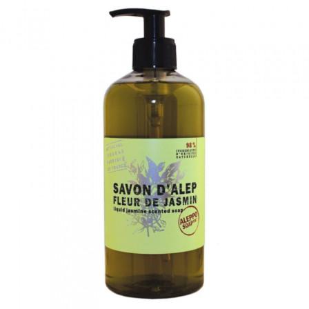 Savon d'Alep au jasmin Aleppo soap co