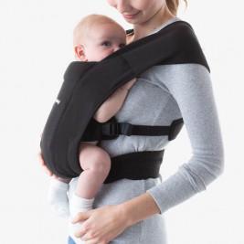 Ergobaby Embrace Noir Intense - Porte-bébé Nouveau-né
