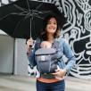 Ergobaby Adapt Cool Air Mesh Gris Chiné - Porte-bébé Évolutif