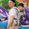 Beco Toddler Brush Strokes - Door-baby