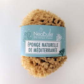 Néobulle Éponge naturelle Mer Méditerranée