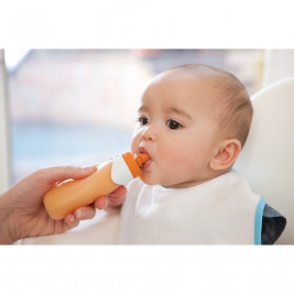 Infantino Water Bottle Squeeze Reusable