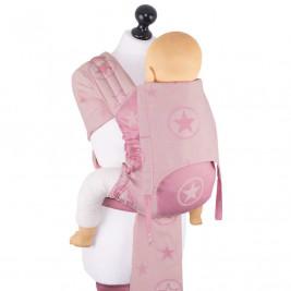 Fidella Fly Tai Outer Space bonbon rose (taille bambin) - Porte-bébé Meï-taï