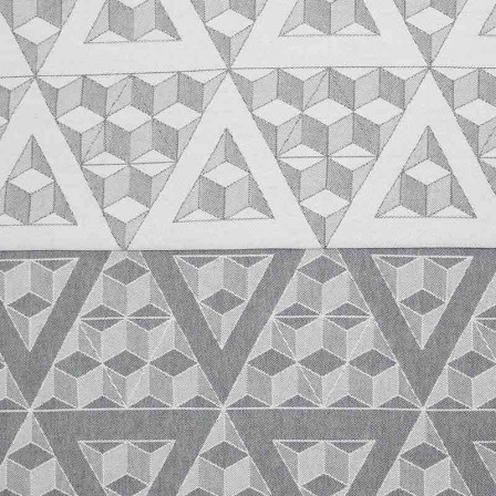 Fidella Écharpe de portage Tri-Cubes 460 cm taille 6