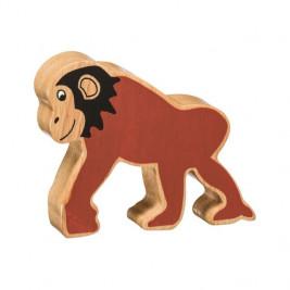 Chimpanzee wooden Lanka Kade
