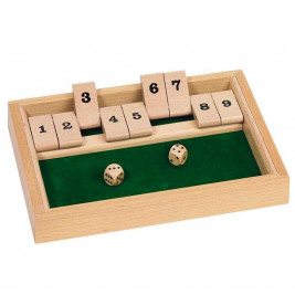 Goki Shut the Box Grand model - Game company