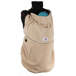 MaM Deluxe Softshell FleX Babywearing Cover Sandcastle