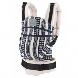 Manduca XT BellyButton Boho Blue - baby carriers-Scalable