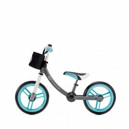 Kinderkraft 2Way Next Turquoise - push-along