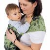 Fidella Flyclick Rock n Rolla Vert (Taille bébé) - Porte-bébé Halfbuckle
