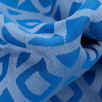 Fidella Écharpe de portage Night Owl Doux bleu 460 cm taille 6
