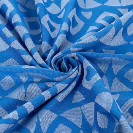 Fidella Wrap Night Owl Soft blue 460 cm size 6