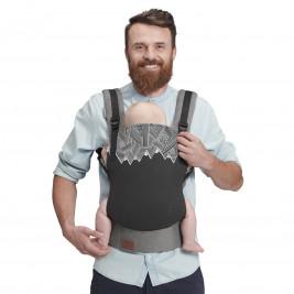 Kinderkraft Milo Grey - baby carrier