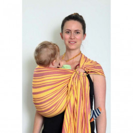 Ling Ling Love Sling Floor Tiger - baby carrier Sling
