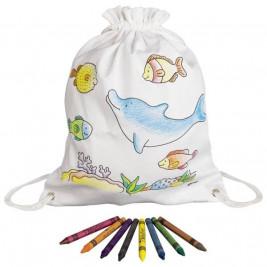 Goki Backpack coloring
