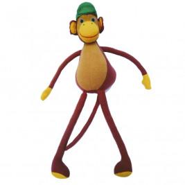 Tom le singe (brun) 30 cm - La Pachamama