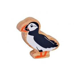 Atlantic puffin wooden Lanka Kade