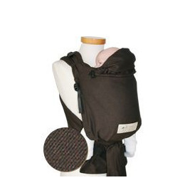 Storchenwiege BabyCarrier version SLIM Chocolat