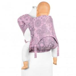 Fidella Fly Tai Iced Butterfly Violet (size toddler) - Porte-bébé Meï-taï