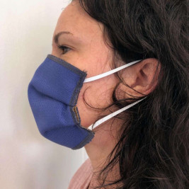 Néobulle Lot of 3 masks-washable AFNOR - ORGANIC Cotton