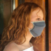 Néobulle Lot de 3 masques lavables - Coton BIO