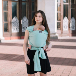 Love-and-Carry-Mint - elastic Sling