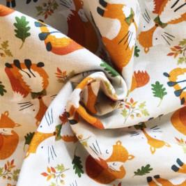 Buzzidil XL Happy Foxes Porte-bébé préformé