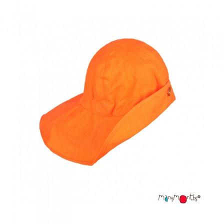 Manymonths chapeau bébé chanvre Charmer/ Explorer 3-12/18 mois