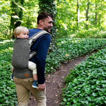 Kinderkraft Huggy Stars Porte-bébé Adjustable