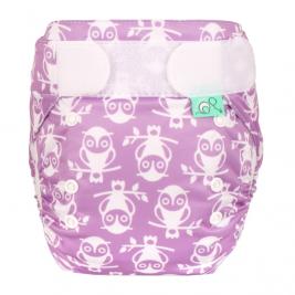 Totsbots diaper washable TE1Easyfit Star V5 Owlbert