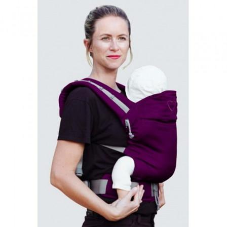 Ling Ling d'Amour P4 Babysize Shadow Purple - Porte-bébé