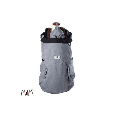 MaM 4-Season Deluxe FleX Heather Grey couverture de portage déperlante grise