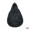 MaM 4-Season Deluxe FleX Black - couverture de portage noir