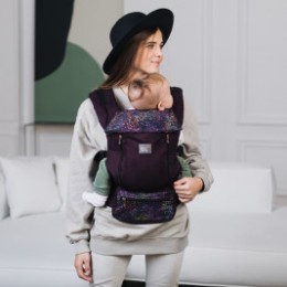 Love and Carry AIR X-Art - baby-carrier physiological