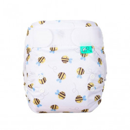 Totsbots couche lavable TE1 Easyfit Star V5 Buzzy Bees
