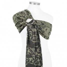 Fidella Ring Sling Wolf Reed Green
