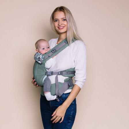 Love and Carry AIR X Ivory - Porte-bébé physiologique