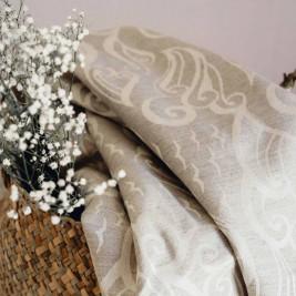 Limas Ozeana Linen - woven wrap organic cotton 460 cm