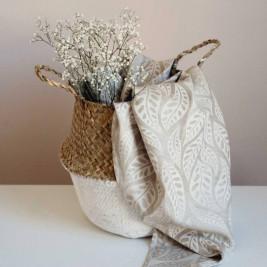 Limas Valerie Linen - woven wrap organic cotton 460 cm