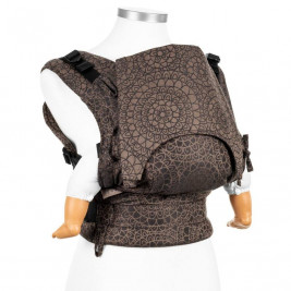 Fidella Fusion baby carrier Mosaic Brun Mocha
