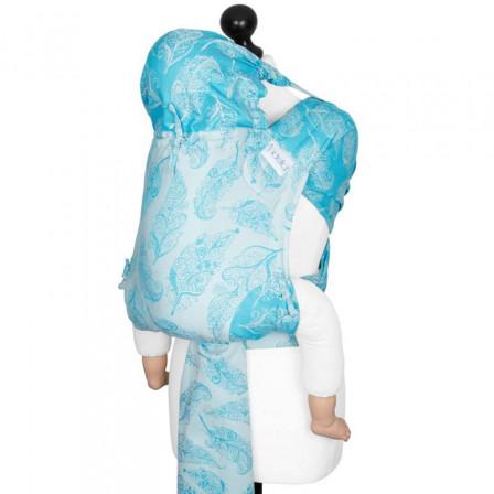Fidella Fly Tai Feather Rain Scuba blue Toddler
