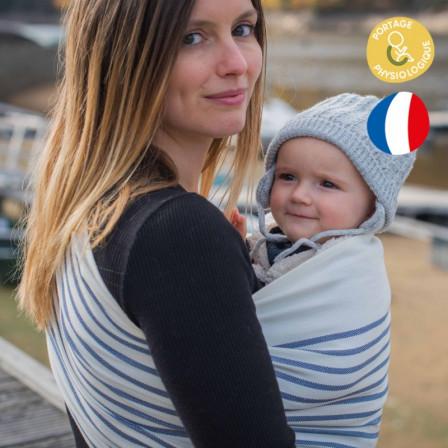Néobulle Sling Malo coton bio - Écharpe de Portage Sling