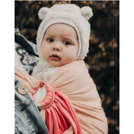Love Radius (JPMBB) PESN Nude/Caramel baby carrier Sling