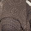 Fidella Flyclick Mosaic Brun Mocha - Porte-bébé hybrides Taille bébé