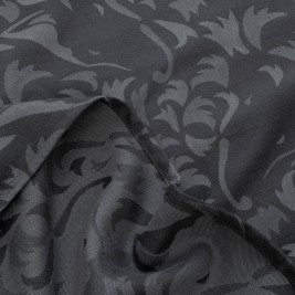 Fidella Wolf Anthracite - écharpe de portage 460 cm taille 6