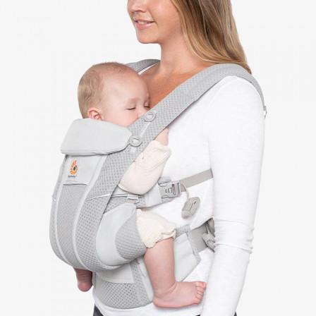 Ergobaby Omni Breeze Pearl Grey, porte-bébé
