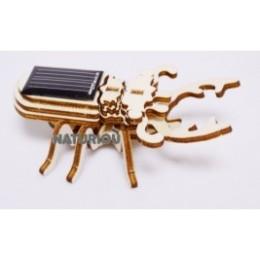 Maquette de scarabée solaire Héliobil