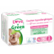 Love and Green Pack 6x23 Couches jetables taille 1 (2 à 5 kg)